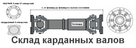 540А-2208059 фланец БЕЛАЗ