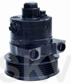 Насосы гидроусилителя рулевого управления ШНКФ 453471.126-20 и ШНКФ 453471.126-20Т