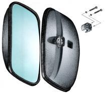 Зеркало САКД 458201.050 наружное основное заднего вида, САКД 458201.050-01 (подогрев - 24В)